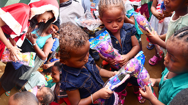 Un Noël pour tous - Madex Holding | Madagascar